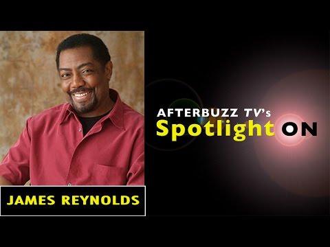 James Reynolds Interview | AfterBuzz TV's Spotlight On