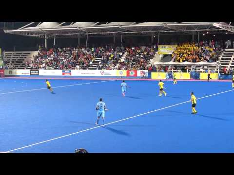 Malaysia 3 beat India 2. Azlan Shah cup hockey day 3 highlights