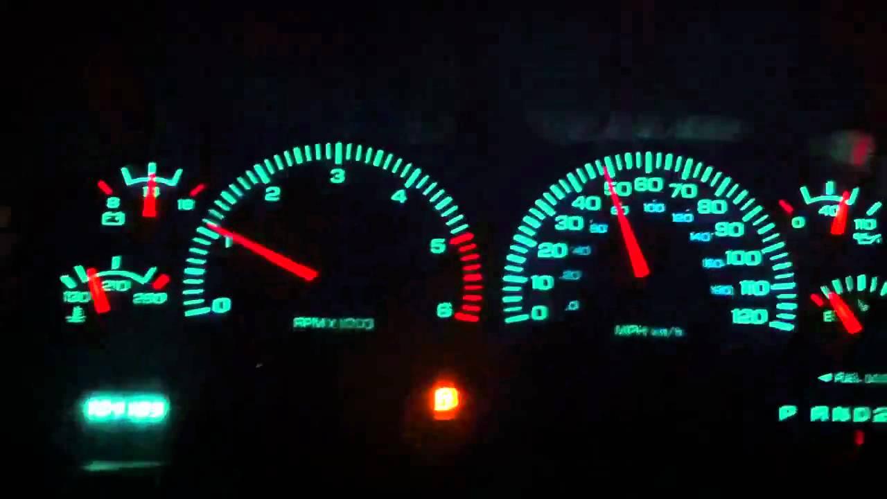 2001 dodge 1500 fuel gauge [ 1280 x 720 Pixel ]