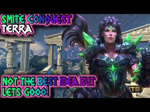 Smite | Terra In Conquest – Guardian Just Keep Getting Better! | Smite Gameplay