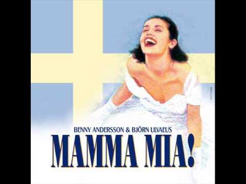 18. Kan man ha en solkatt i en bur - MAMMA MIA! på Svenska