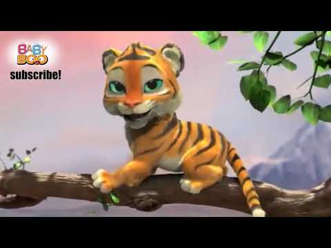 Tiger Boo English SUPER FULL VERSION with NO PREVIEW