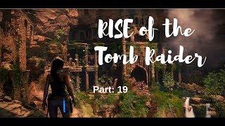 Lets play Rise of the Tomb Raider Teil 19: Tief in die Krypta