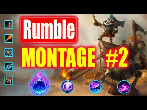 Rumble Montage #2 [Looter] |  Best Rumble Plays |  League of Legends