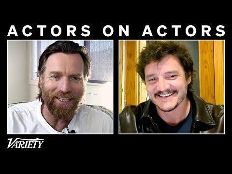Ewan McGregor & Pedro Pascal Talk Storm Troopers, Baby Yoda, & Star Wars Secrets   Actors on Actors