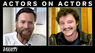 Ewan McGregor & Pedro Pascal Talk Storm Troopers, Baby Yoda, & Star Wars Secrets | Actors on Actors