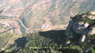 Montserrat et Collbato, Espagne