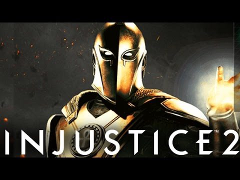 Injustice 2: Dr. Fate