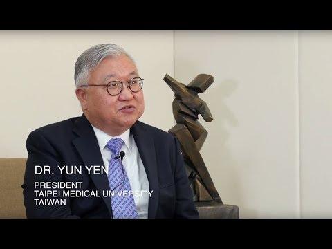 Pure In Their Words - President Dr. Yun Yen, Taipei Medical University, Taiwan