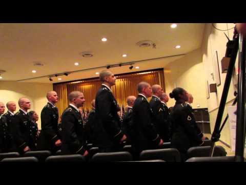 Bravo Company Grad Cadence