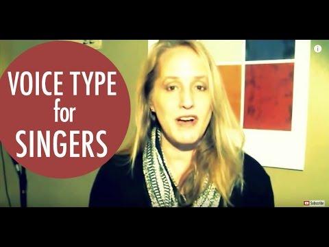 Voice Types for Singers | Soprano, Mezzo, Alto, Tenor, Baritone, Bass