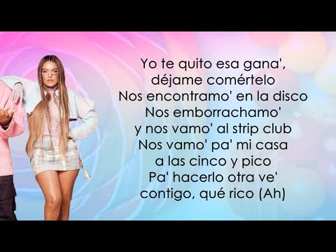 Ozuna, Karol G, Myke Towers – Caramelo Remix (Letra/Lyrics)