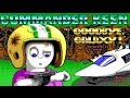 Commander Keen 4 gameplay (PC Game, 1991)