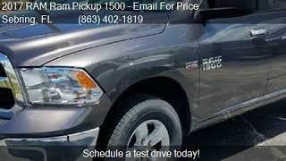 2017 RAM Ram Pickup 1500 SLT 4X4 CREW CAB 5