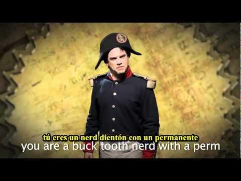 Napoleon vs Napoleon  Epic Rap Battles of History 9 (Subtítulos en Español)