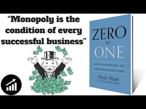 #76 - Zero to One: Notes on Start Ups, or How to Build the Future