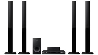 500 W 5 1Ch Blu ray Home Entertainment System HT H4550K Review