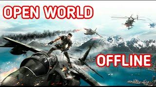 Top 10 Best Offline Open World Games for Android   Latest 2018