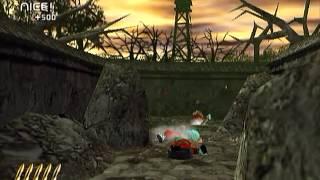 Ninja Assault (PS2-JP) - Full Playthrough (ニンジャアサルト プレイ動画)
