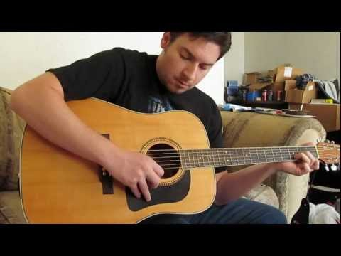 In Time - Mark Collie (cover)