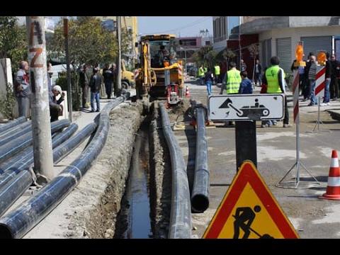 Report TV - Tubacionet e amortizuara, Durrësi prej tre ditësh pa ujë të pijshëm