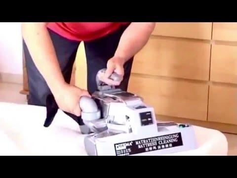 POTEMA Cleaning Mattress Procedure