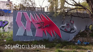Street Art in Monterrey, Mexico (2011-2017)