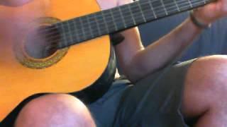 spezzoni cartoni - pinocchio perché no - cover chitarra