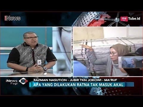 Jubir TKN Jokowi-Ma'ruf Amin Kecewa Prabowo-Sandi Percaya dengan Kasus Hoaks - iNews Pagi 05/10