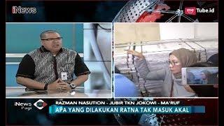 Jubir TKN Jokowi-Ma