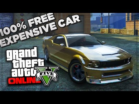 gta-5-online-rare-cars-free-expensive-&-fully-customized-gta-online-ps4---(gta-v-gameplay)