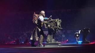 Цирковое шоу по мотивам «Раз, Два,.., Четыре, Пять» в Большом Московском цирке