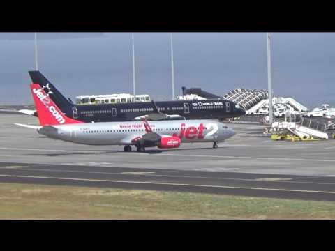 Cristiano Ronaldo Airport / Funchal Madeira Airport spotting