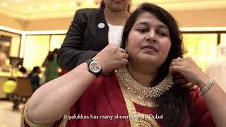 Joyalukkas showroom, Karama, Dubai