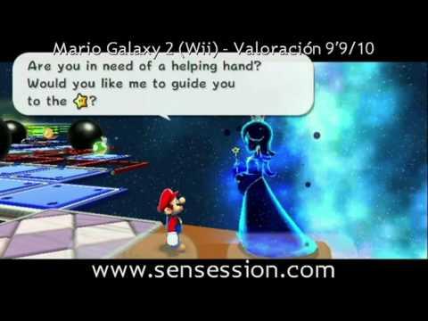 Super Mario Galaxy 2 analisis review