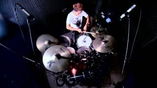 周杰倫 公主病 drum cover by makenro