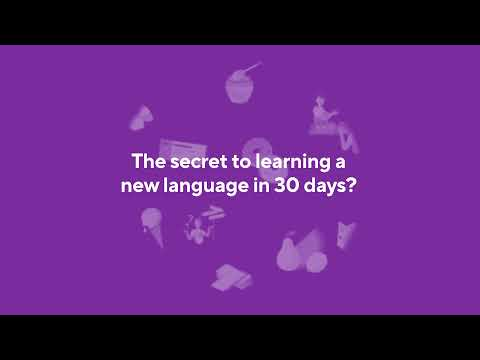 Learn a language with Drops (45+ languages available)