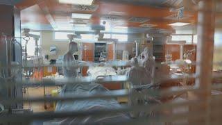 Вероятно коронавирус сотни умерших от пневмонии в Казахстане только за один месяц