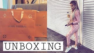 the iconic Louis Vuitton unboxing we need | DailyPolina