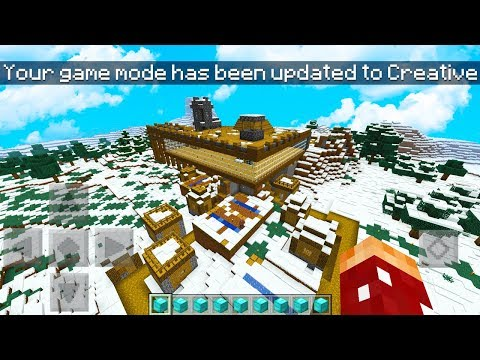 ADMIN GAVE ME CREATIVE MODE IN REALMS SMP?! (RealmsSMP S3 E18)