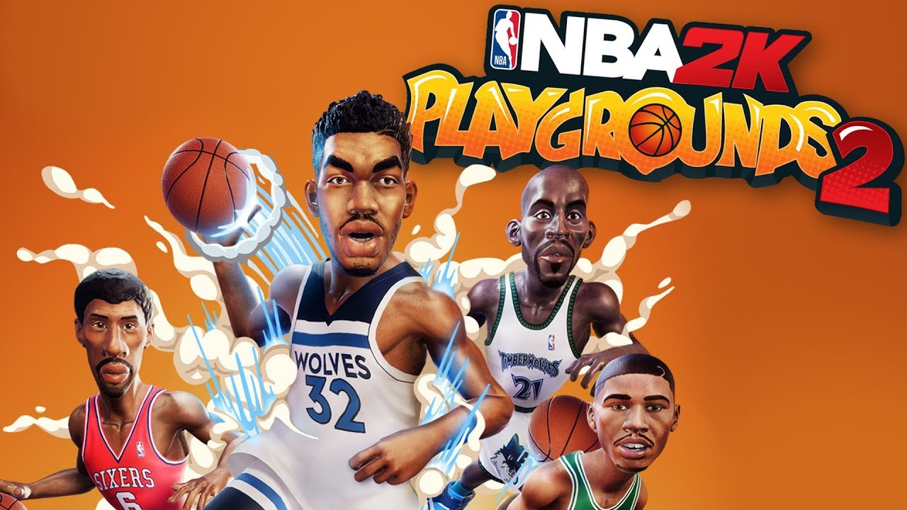 BUCKETS! - National Basketball Association Two Thousand Playgrounds Two
