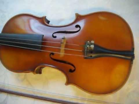 3 4 Violin For Sale : 1966 e r pfretzschner 3 4 violin nice condition with bow for sale youtube ~ Vivirlamusica.com Haus und Dekorationen