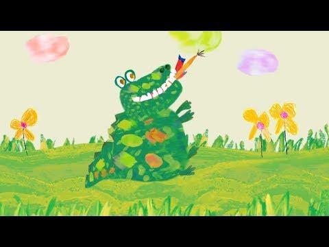 �� Как кричит крокодил Музыкальный мультфильм Союзмультфильм