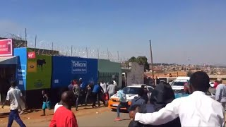 South Africa addresses increasing xenophobic attacks