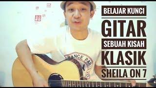 Belajar Kunci Gitar Sebuah Kisah Klasik  Sheila On 7  - Vwgitarkul