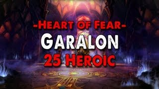 Method vs Garalon (25 Heroic) World First