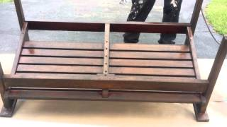 Repaint Patio Furniture   Apply Varnish
