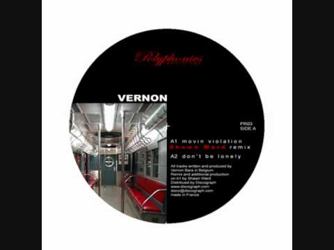 Vernon - Don't Be lonely (An2 remix) Polyphonics Recordings