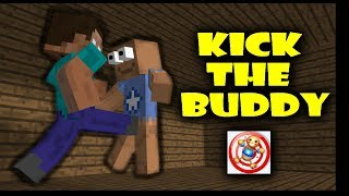 Monster School  Kick The Buddy