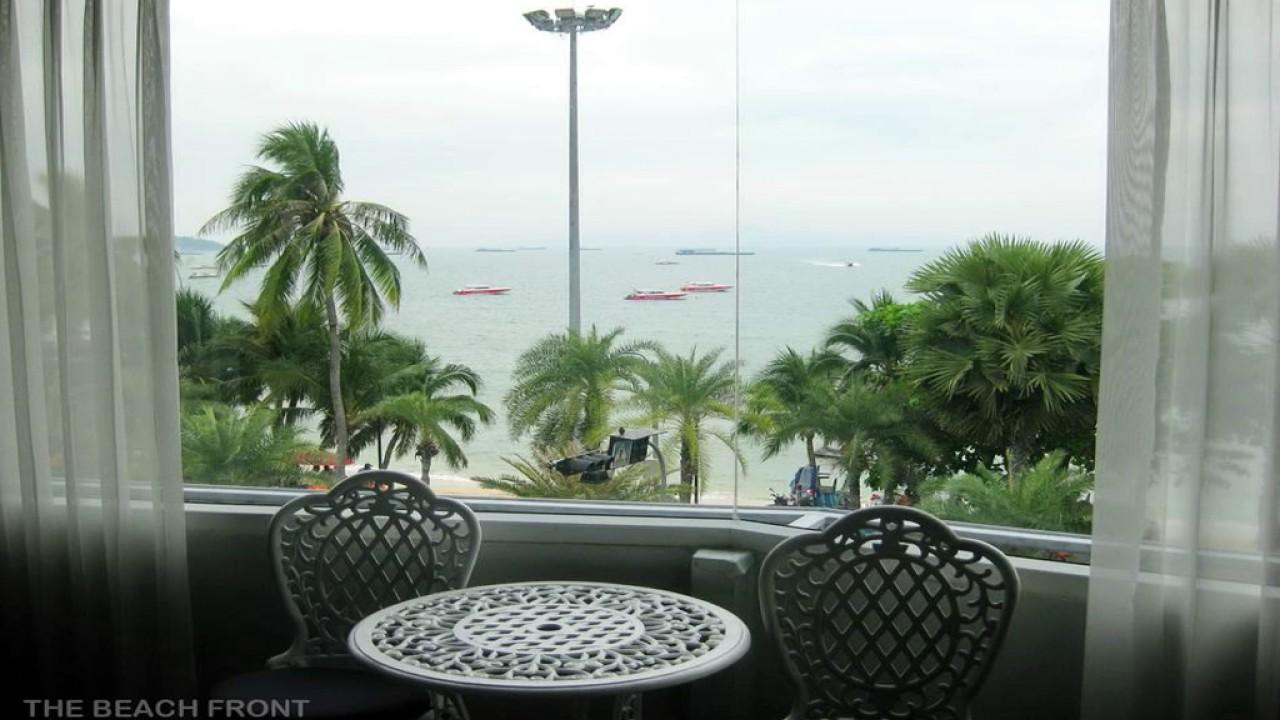 The Beach Front Resort, Pattaya - Pattaya Central - Thailand - YouTube